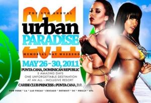 urban paradise flyer