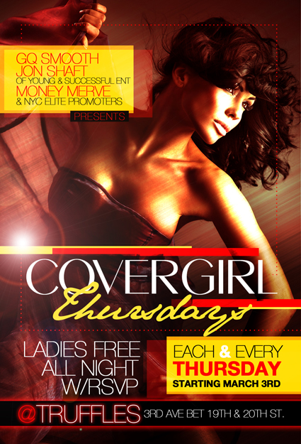 Cover Girl Thursdays