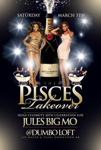 pisces takeover