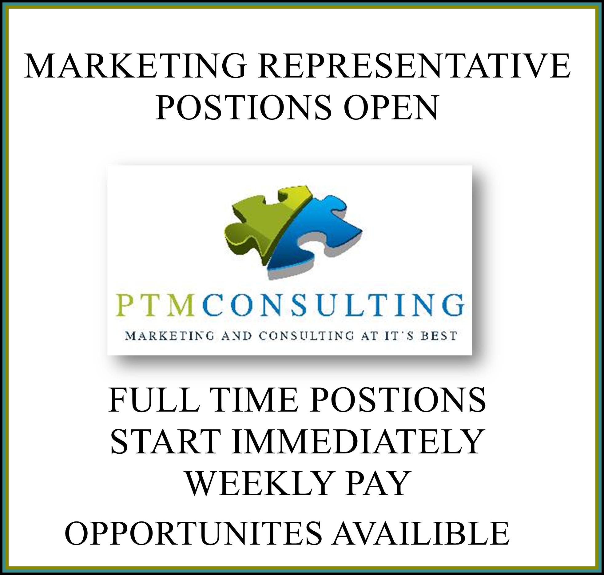 PTM Jobs
