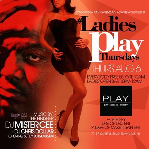 play thursday