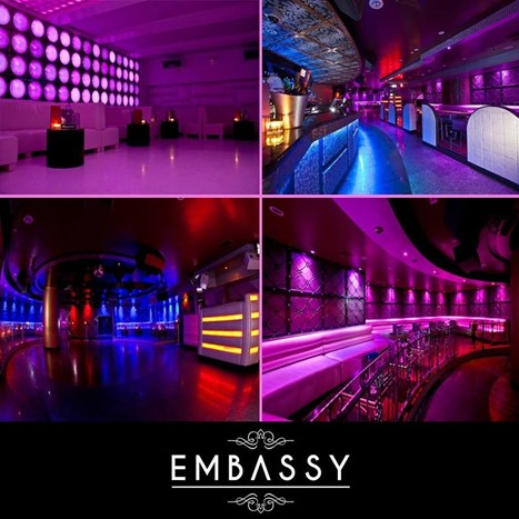 Throwback Thursdays @ Embassy-Brought to you by Bombparties