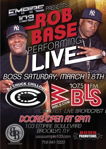 ROB BASE LIVE