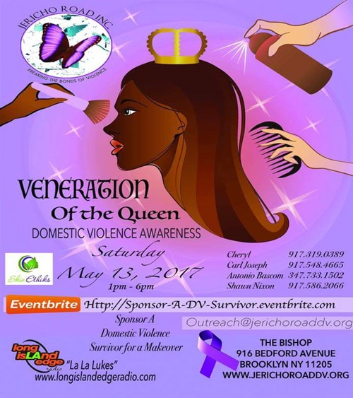 VENERATION OF THE QUEEN EXPO /DAY OF PAMPERING