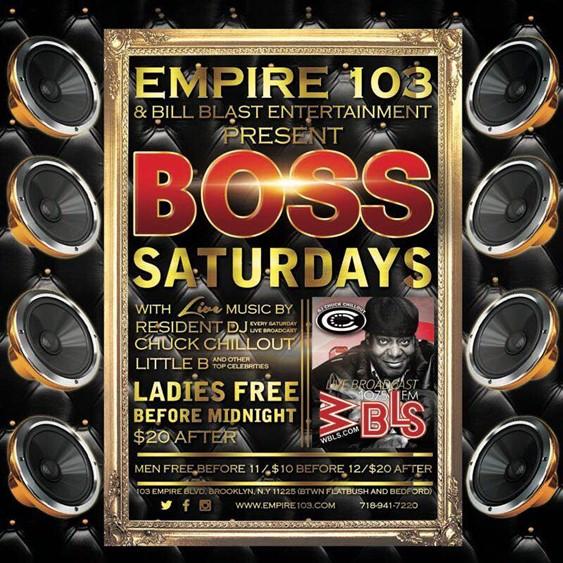 Boss Saturdays