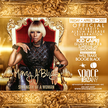 Mary j Blige Space Ibiza