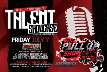 Pul Up Show Talent Showcase