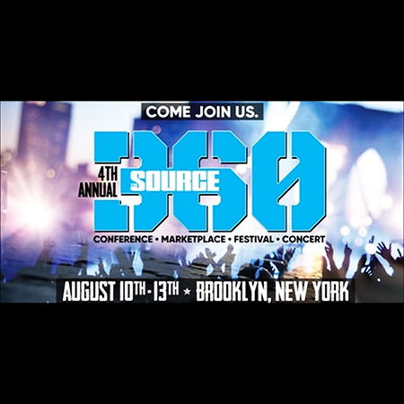 Source 360 The State Of Hip-Hop:40 Years & Now Leaders Of Pop Culture @ BRIC Saturday August 12, 2017