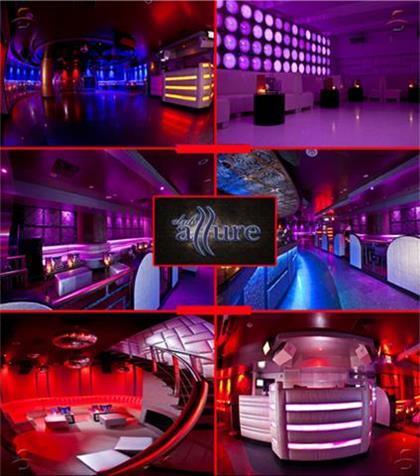 Take Back The Night Fridays Allure Lounge Friday October